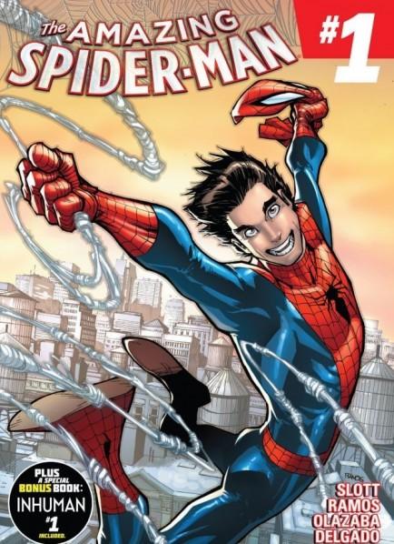 Spider-Man, toujours numéro 1