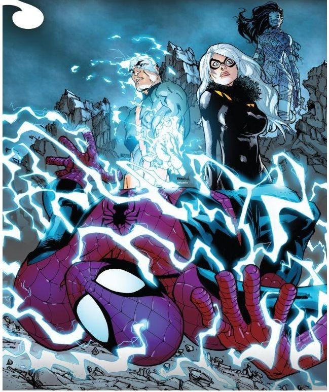 La chance de Peter Parker est de retour