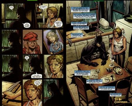 Toxicomanie, agressions gratuites, guerre des gangs de quartiers, violences domestiques: Gotham est infestée et Batman n'a pas le don d'ubiquité.