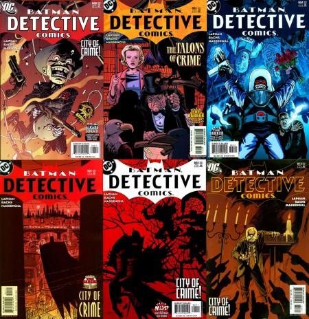 Batman fait face à des têtes connues mais aussi à des silhouettes inquiétantes… Mais ce ne sont que des petites batailles dans la guerre qu'il livre à la ville de Gotham elle-même