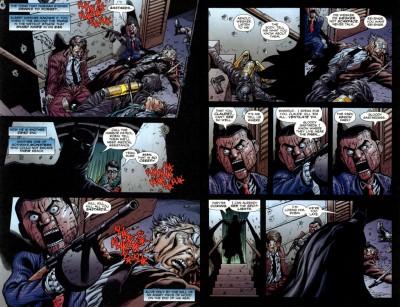 Les freaks de Gotham tombent comme des mouches sous les assauts du Body