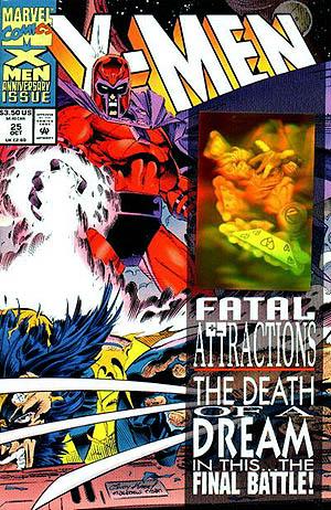 50  des événements majeurs des Xmen des années 90 se trouvent ici !