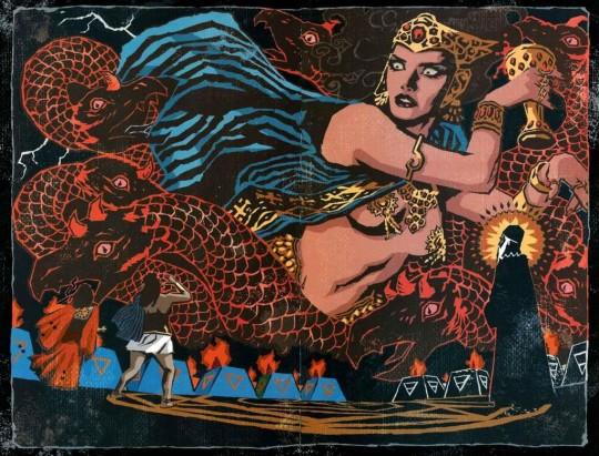 Le mythe de Promethea. Il suffit d'y croire !