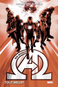 Les Avengers de l'ombre ©Marvel Comics