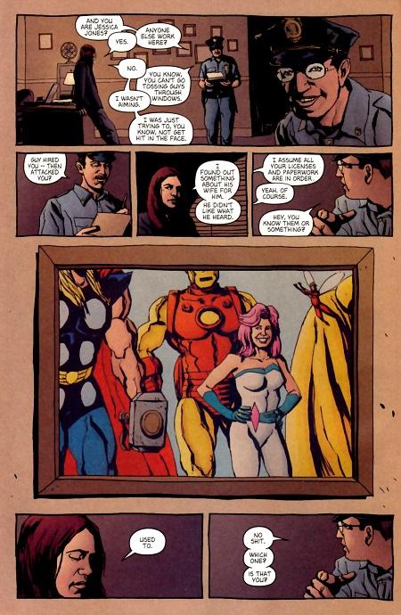 Une série adulte du label MAX rattrapée peu à peu par les naïvetés de l'univers Marvel…