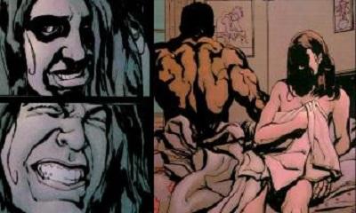 La romance entre Luke Cage & Jessica Jones selon Alias. Du Marvel pour adultesaujourd'hui inconcevable…