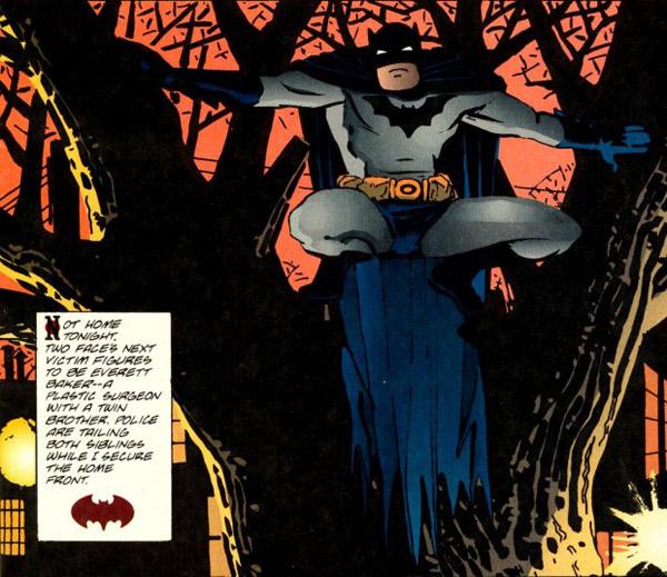Un Batman faillible qui ne peut empêcher tous les assassinats