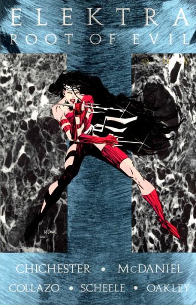 Elektra vient arracher les mauvaises herbes de la Mandragore !