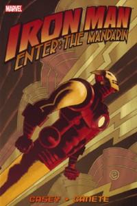 Iron man façon art-déco!