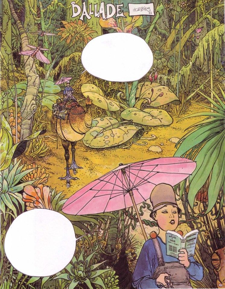 Des éléments disparates et du Rimbaud dans les phylactères