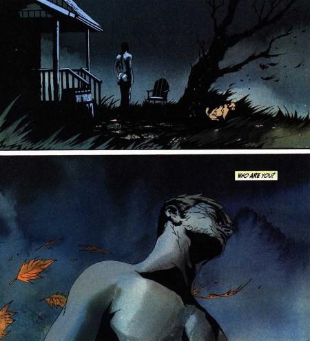 Un quadra amnésique se souvient avoir été un super-héros... Miracleman? Non, le Sentry!