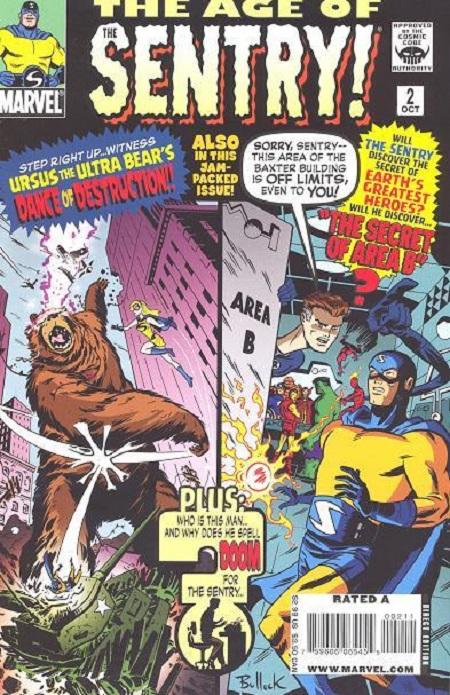 Des vrais-faux comics oubliés. Le lecteur aurait-il également subi l'amnésie?