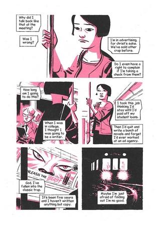 L'absurdité existentielle du trajet en métro