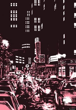 Une vision convaincante du milieu urbain