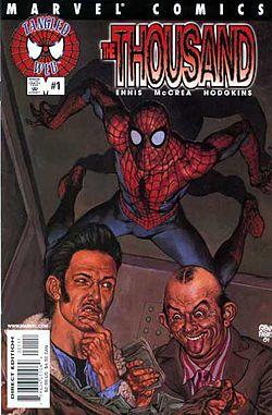Aïe aïe aïe ! Garth Ennis débarque chez Spiderman !