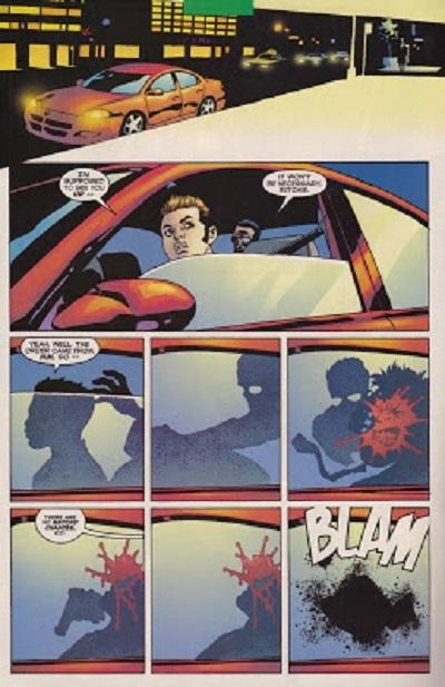 C'est pas du Spiderman censuré ça !
