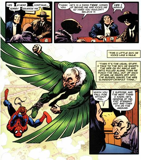 Sean Phillips chez les super-héros !