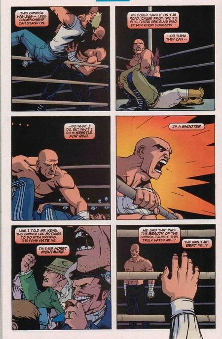 Crusher, le premier adversaire historique de Spiderman !