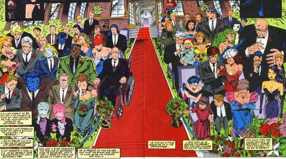 Les X-Men, c'est avant tout une belle famille de personnages attachants