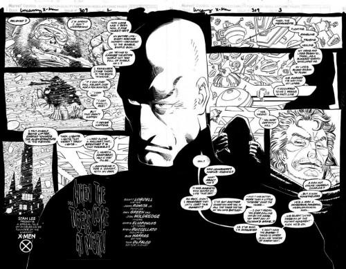 Encore un épisode culte : les remords de Charles Xavier