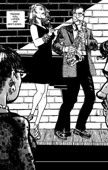 Sexe, violence et jazz