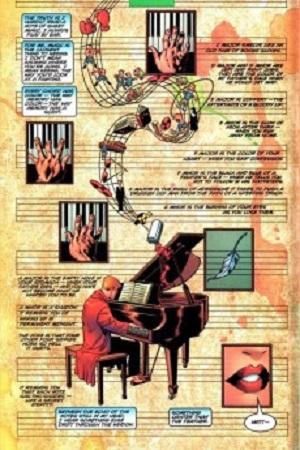 L'art de David Mack, illustré par Quesada!