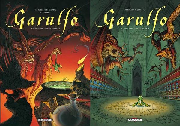 : Couverture des éditions intégrales des deux livres