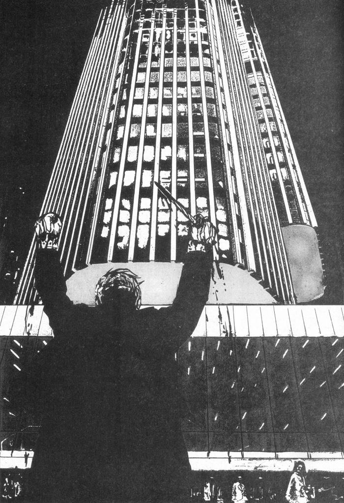 Gull découvre les obélisques du XXème siècle