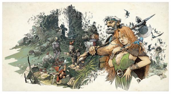 """Contrairement à un certain dieu maléfique enfermé dans sa conque, le lecteur n'aura pas le temps de s'ennuyer """"comme un Ramor"""""""