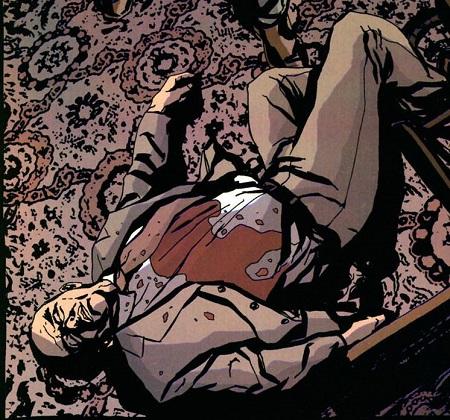 Charles Xavier est… mort?