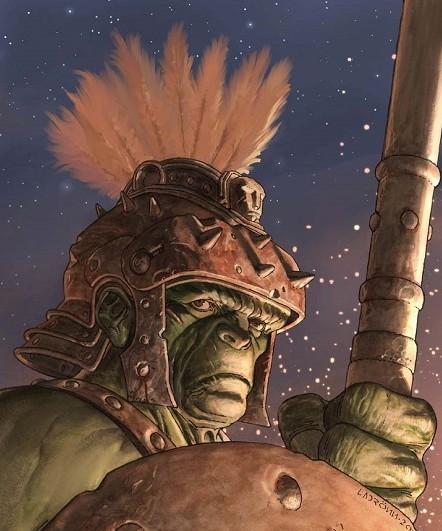 Hulk Gladiator!