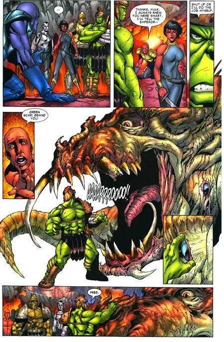 Conan Hulk le barbare!