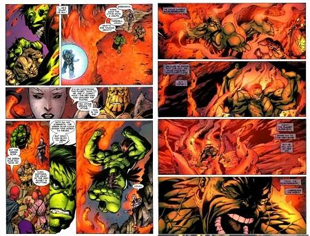 Planète Hulk: De la fureur et du bruit !
