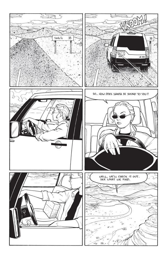 Katchoo se la joue Road Movie...