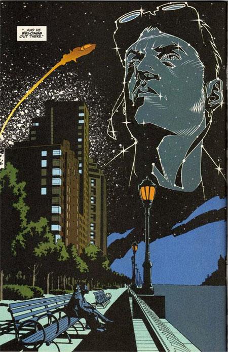 Grâce à Robinson, Harris et Snejbjerg, Starman a gagné sa place parmi les étoiles de l'univers DC