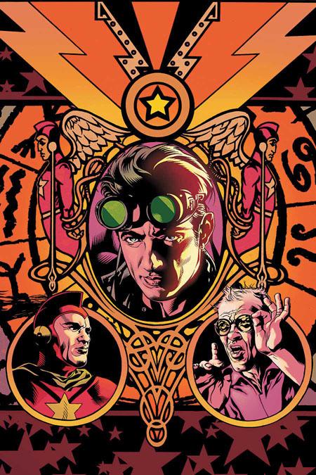 La famille Knight : David, Jack et Ted, les chevaliers-servants d'Opal City