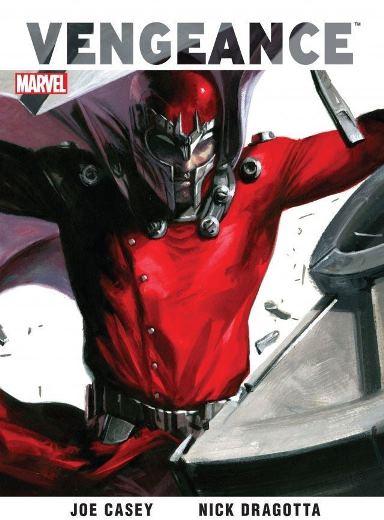 Qu'est-ce que vient faire Magneto dans cette histoire ? Pas grand-chose.