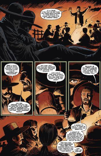 Zorro : déjà une légende parmi les paysans