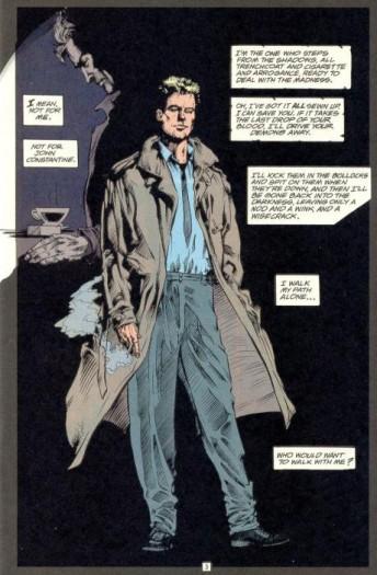 Constantine: Un héros aussi malin que… ses scénaristes!