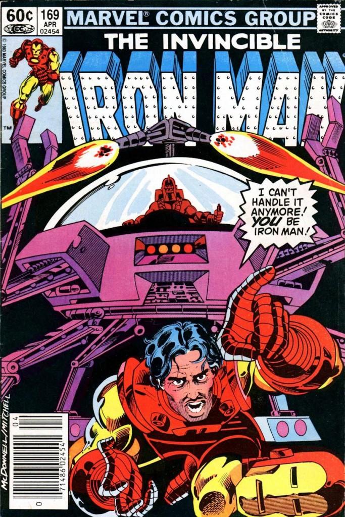 Tony jette l'éponge et semble sur le pont de se faire....euh laissez tomber....
