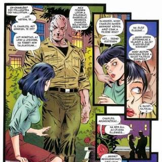 Déguisé en Xavier, Legion drague sa mère...