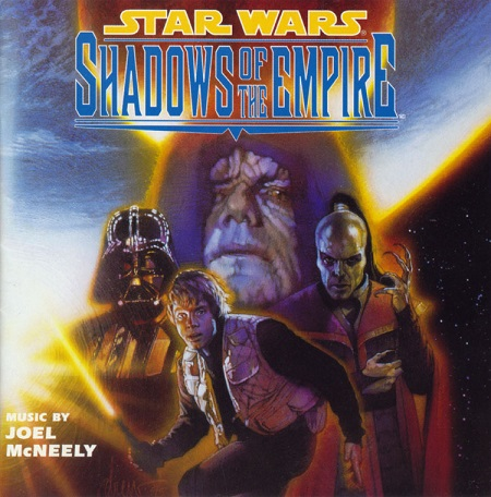 Les Ombres de l'Empire, c'est aussi… Un album de musique originale!
