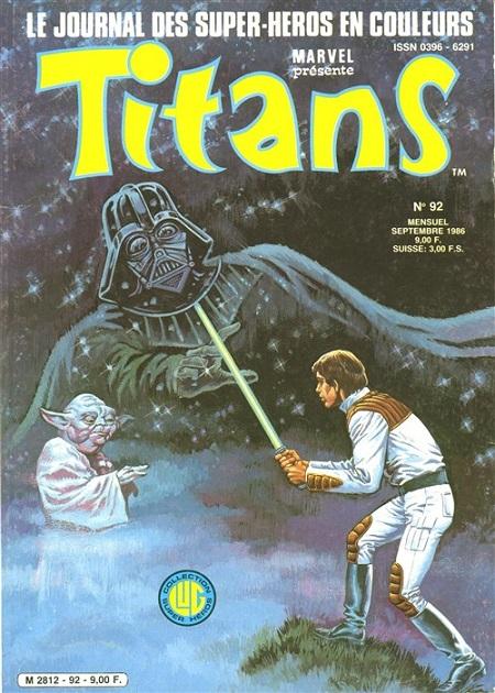 Titans: Entre la saga Star Wars et les super-héros Marvel, choisis ton camp! Comment ça tu prends les deux?