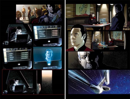 Star Trek: Moult générations!