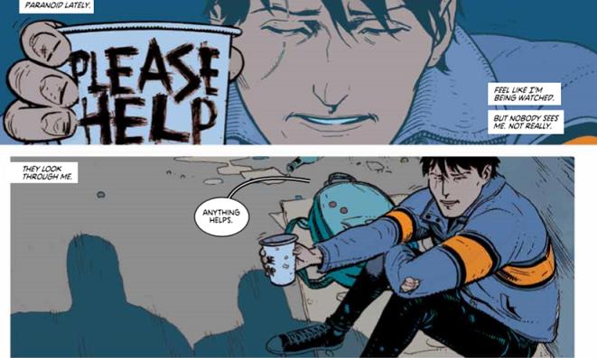 """""""La rebellion, c'est dire à la fois aidez moi et allez vous faire foutre"""" James Dean"""