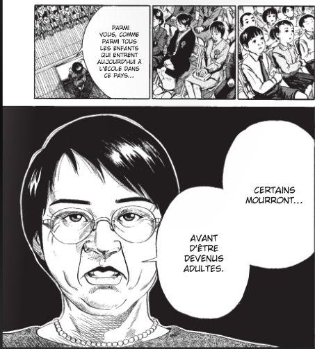 Dès lenfance, les enfants savent quils mourront pour le Japon