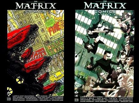 Matrix Comics: Les deux tomes ont été traduits en VF chez Panini Comics (aujourd'hui épuisés)