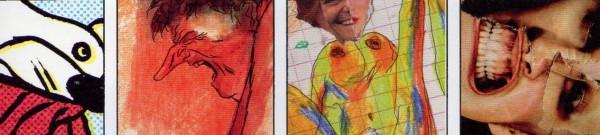 L'ours bipolaire de Ferri, un blast, des collages pornos.