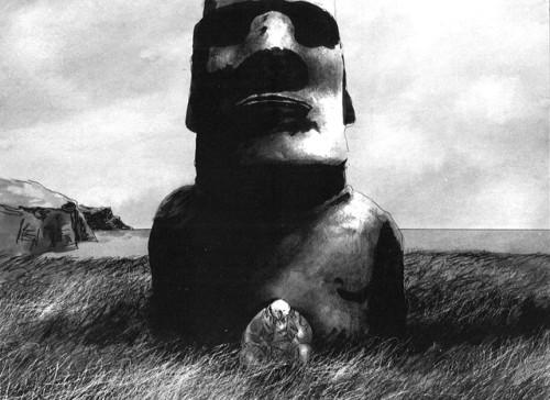 Rapa Nui, t'es mon seul ami
