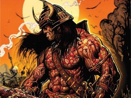 Conan par Giorello. Un changement de style… ou pas !